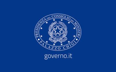 CORONAVIRUS – Firmato il Dpcm con le nuove misure del Governo e l'elenco delle attività che rimangono aperte